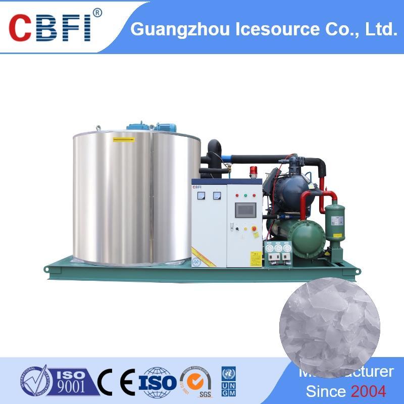8 applications of flake ice machine