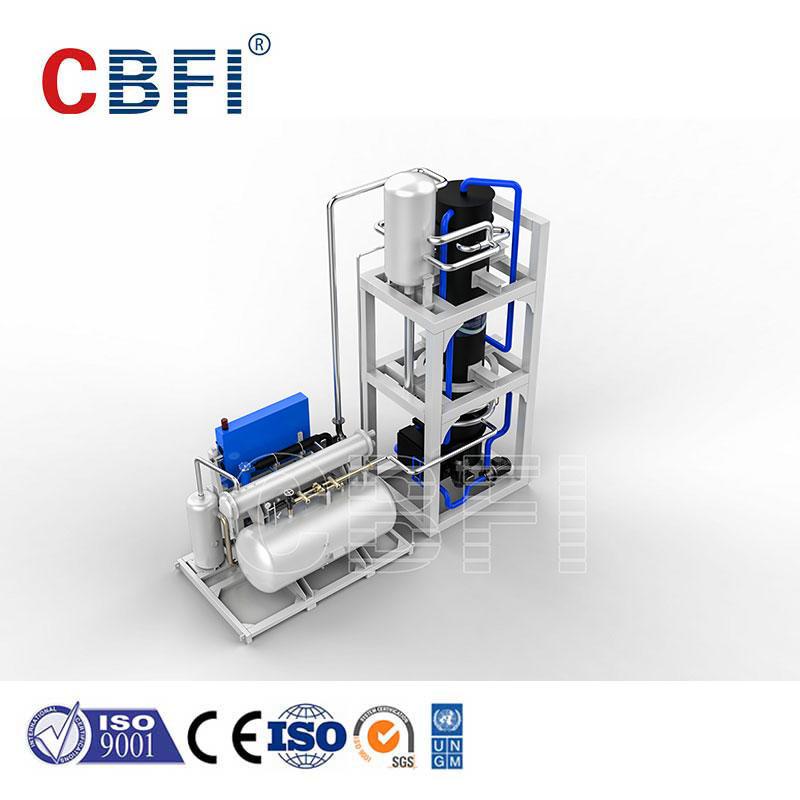 CBFI Huge Demand Solid Full Cylinders Tube Ice Making Machine