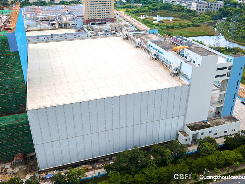 Zhengzhong Cold Chain-Ammonia Three-dimensional Cold Storage