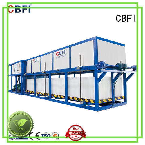 CBFI day block ice machine maker newly for freezing