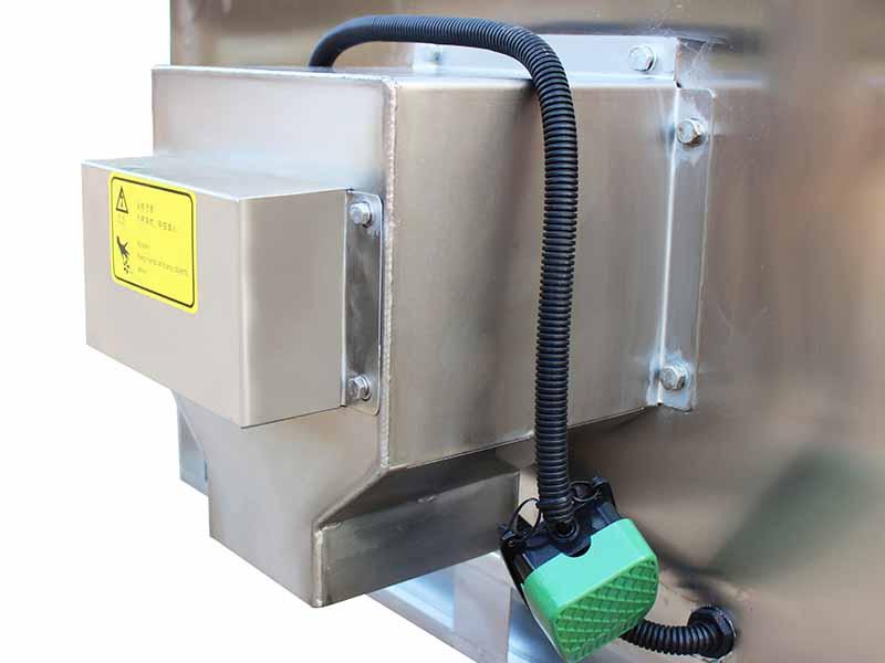 CBFI-Ice Cube Machine   Cbfi Cv1000 1 Ton Per Day Cube Ice Machine With Automatic-6