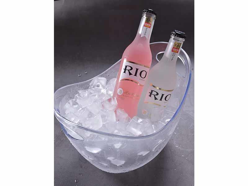Hot ice cube maker restaurants CBFI Brand