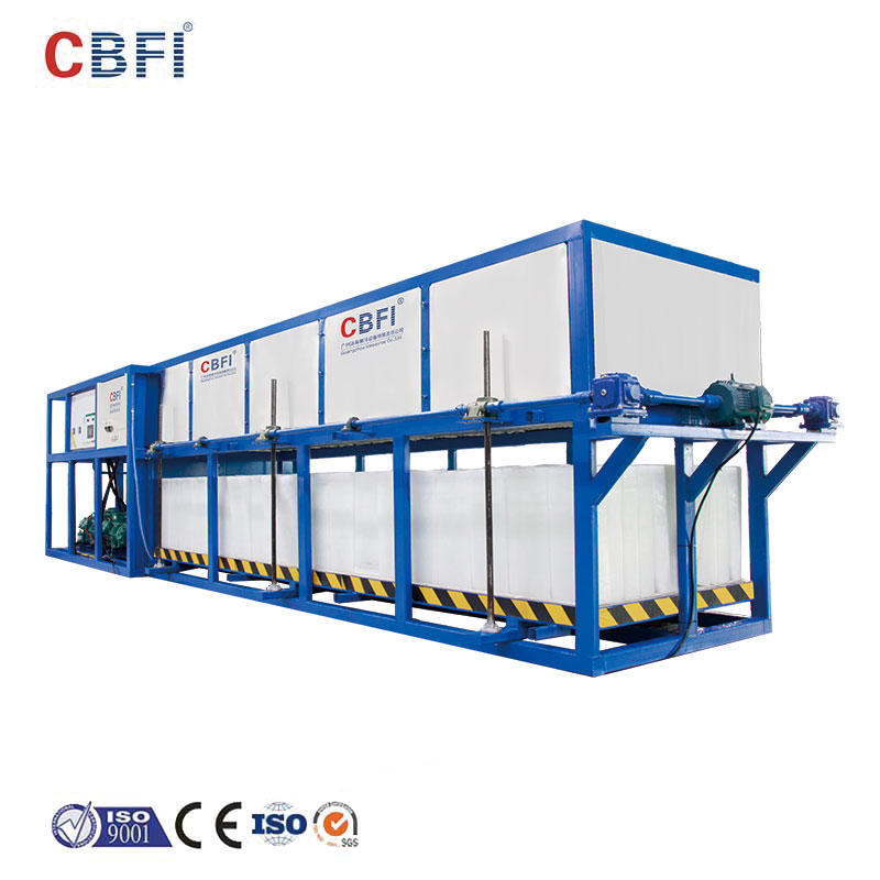 CBFI ABI150 15 Tons Per Day Direct Cooling Block Ice Machine