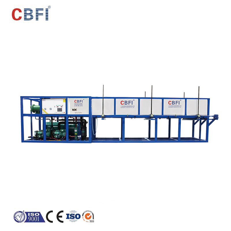 CBFI-block ice machine maker | Direct Cooling Block Ice Machine | CBFI