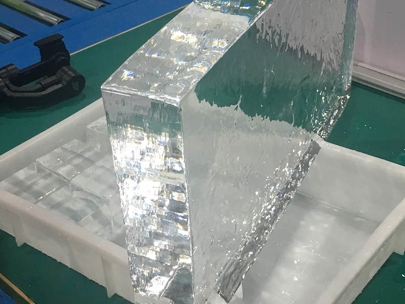 CBFI long-term used everstar ice maker order now for ice sculpture shaping