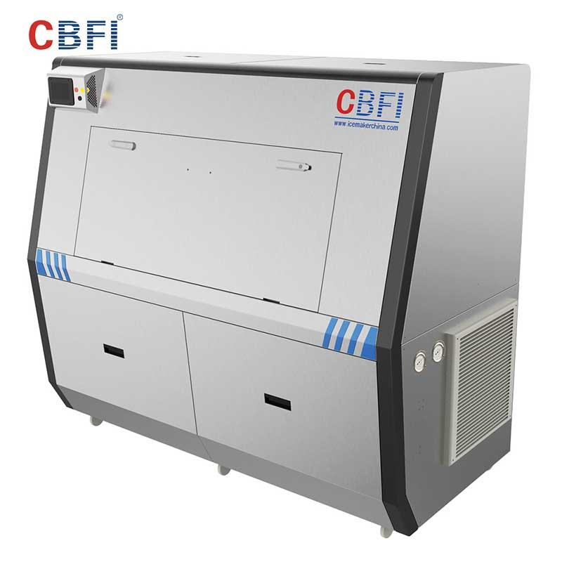 CBFI sculpture Pure Ice Machine widely-use for wine cooling