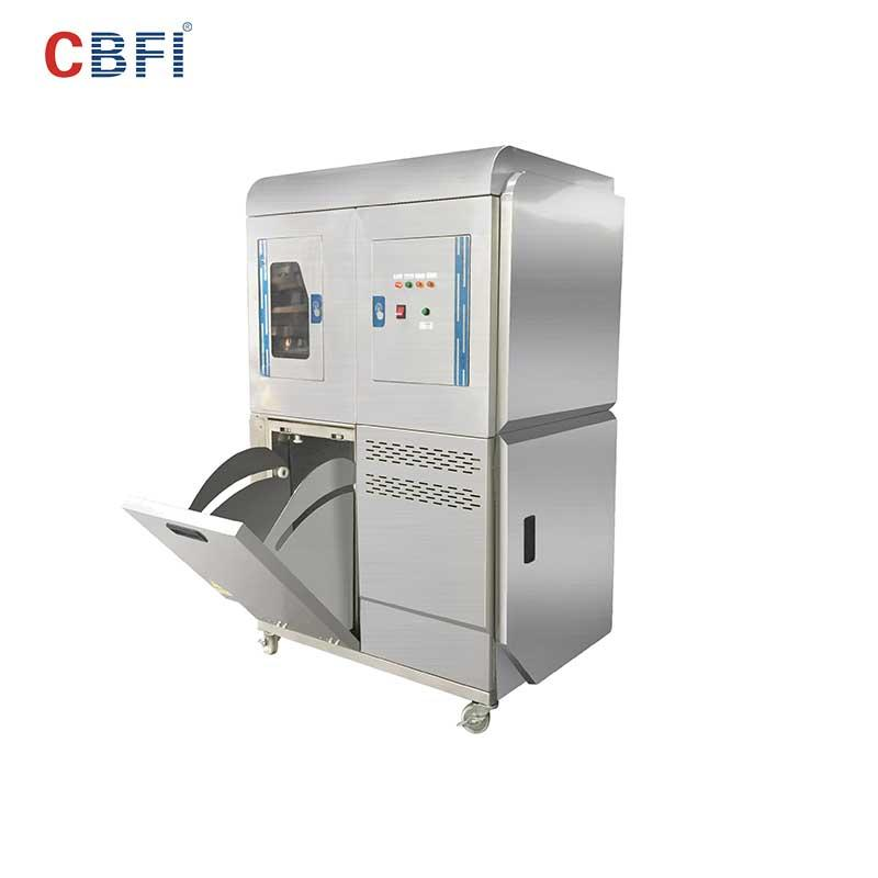 CBFI grade ice blender machine range for concrete cooling