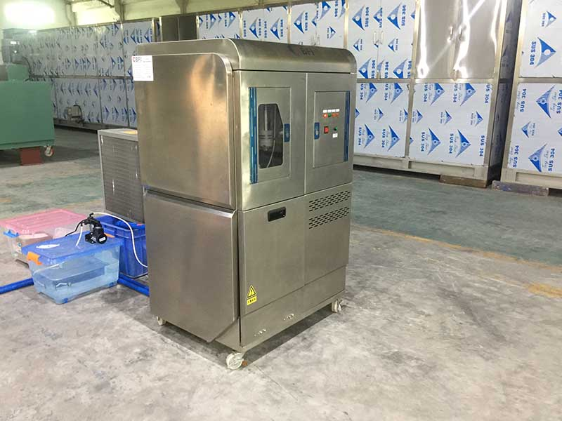 CBFI series refurbished ice machines for wholesale for fish stores-7
