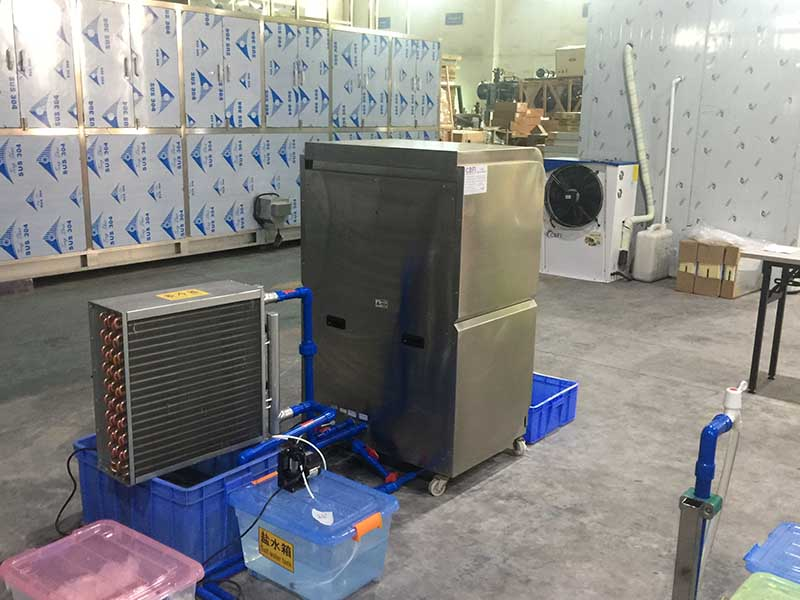 high-tech ice blender machine edible manufacturing for aquatic goods-9