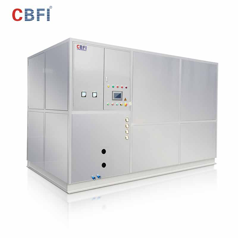 CBFI high-end plate ice machine plant for brandy-5