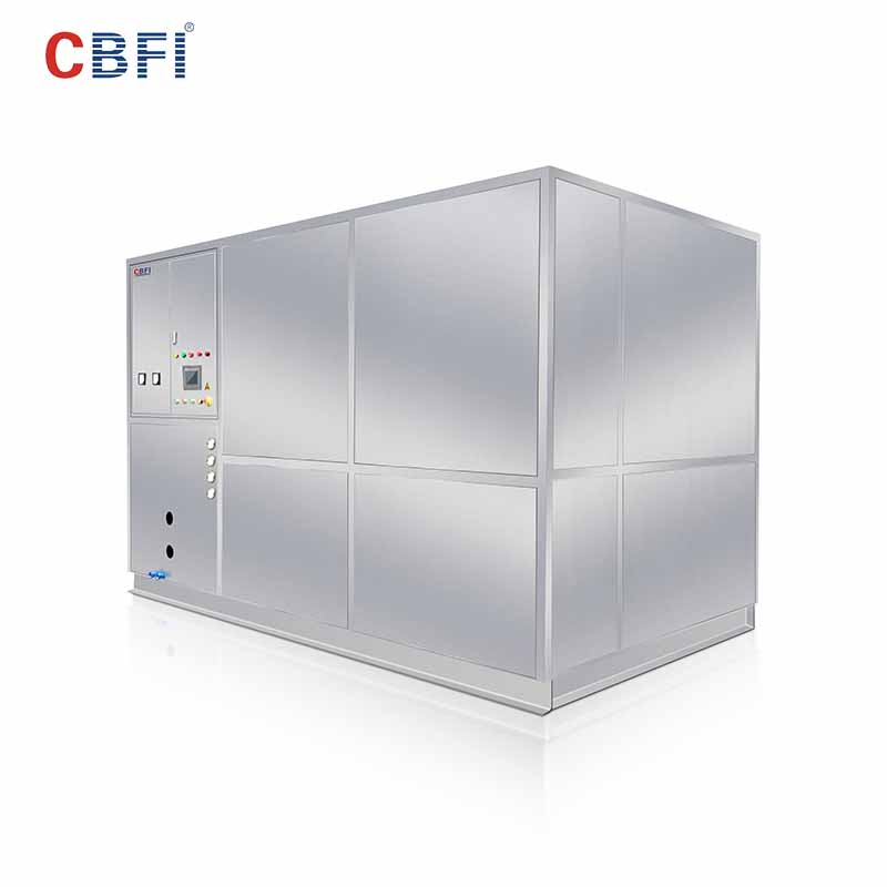 CBFI high-end plate ice machine plant for brandy-6
