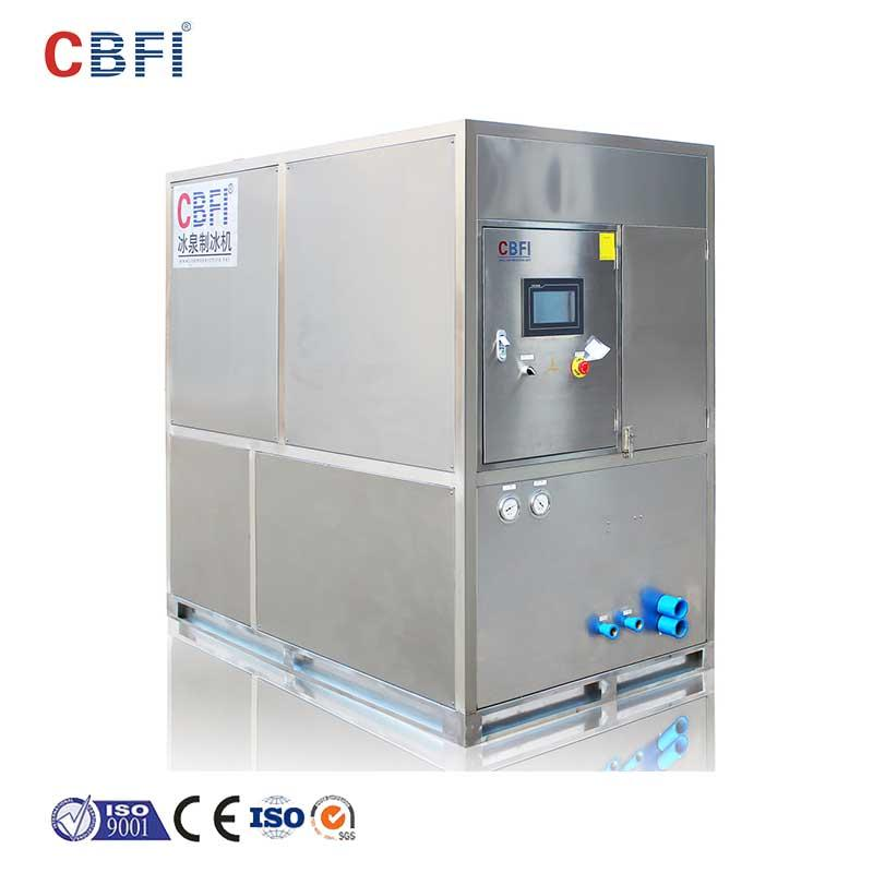 CBFI high-end plate ice machine plant for brandy