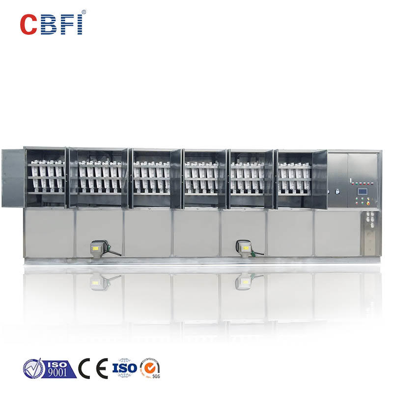 CBFI reliable ice cube machine supplier for fruit storage