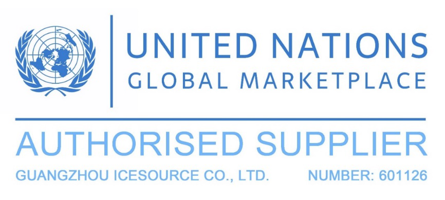 CBFI-Ice Cube Machine-guangzhou Icesource Co, Ltd Joined The Un Global Market