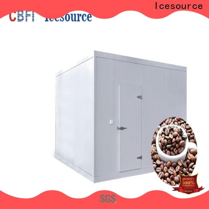 CBFI widely used fruits and vegetables cold storage for wholesale for freezing