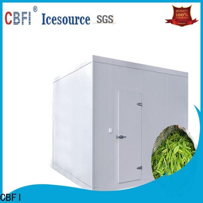 CBFI cold room for fruit range for vegetable storage