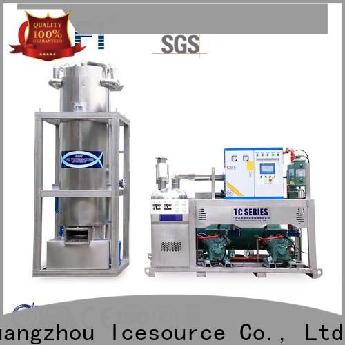 CBFI ice block making machine owner for wine cooling