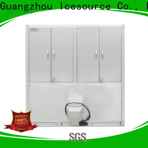 widely used cube ice maker machine maker newly for fruit storage