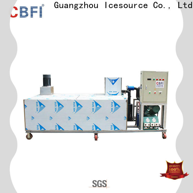 CBFI widely used marvel ice maker bulk production for cooling
