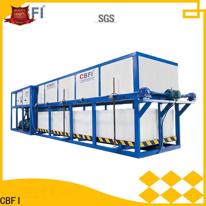 CBFI high-quality built in ice machine from china for fruit storage