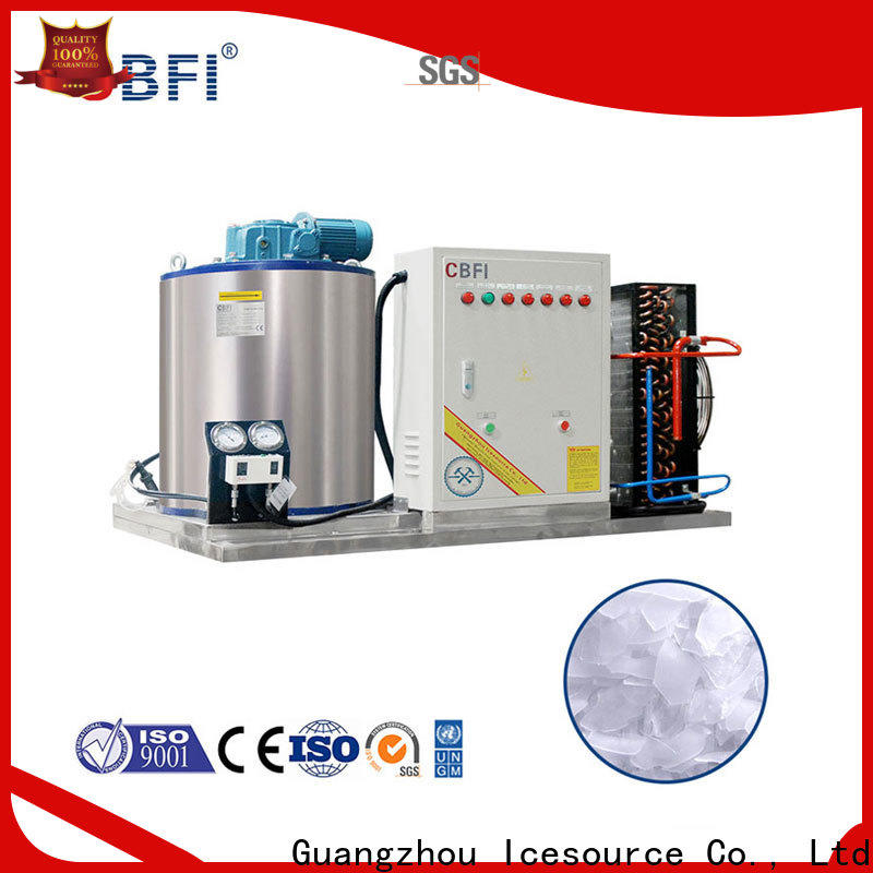 fine- quality flake ice machine for sale per long-term-use for cooling use