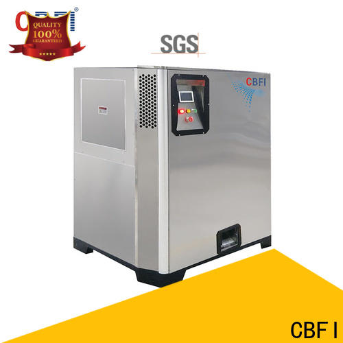 CBFI good-package ice maker machine price long-term-use for ice making