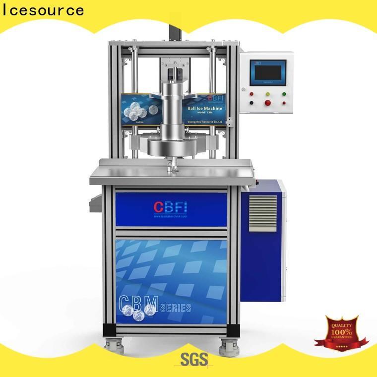 external ice maker cbm bulk production for ice sculpture