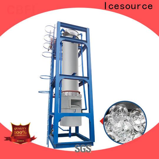CBFI ammonia ice tube business for fish market