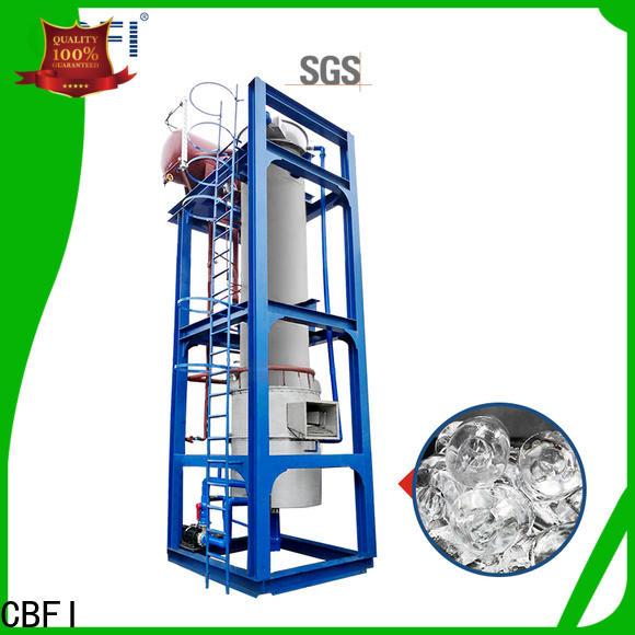 CBFI machine ice ball machine overseas market for restaurant