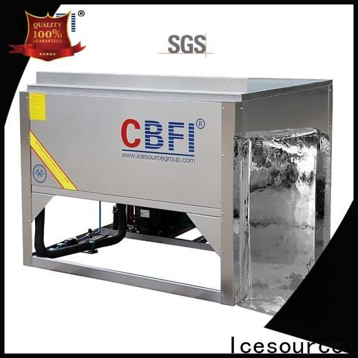 long-term used pearl ice machine ice bulk production for ice sphere