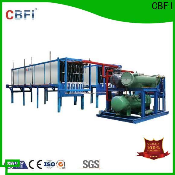 CBFI large capacity built in ice machine newly for vegetable storage