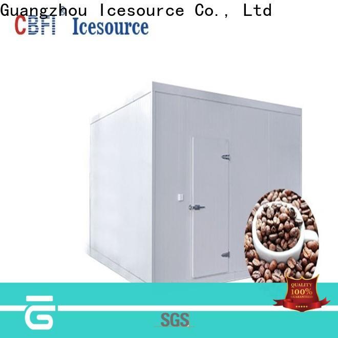 CBFI coolest cold storage container range for freezing