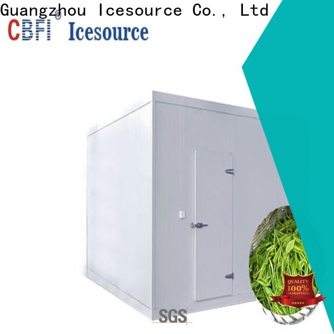 CBFI long-term used cold storage container range for vegetable storage