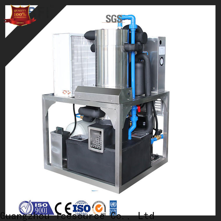 CBFI ice block making machine free design for wine cooling