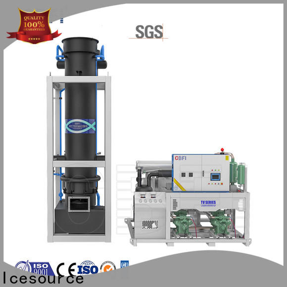 widely used ice maker machine producer for ice making