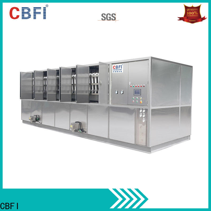 CBFI controller ice cube machine for sale order now for fruit storage