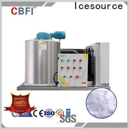 CBFI per flake ice makers commercial free design for cooling use
