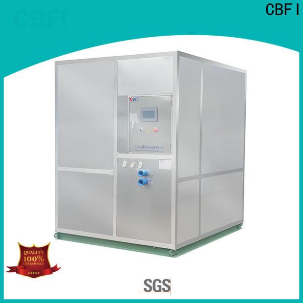 CBFI per large ice machine bulk production for ice bar