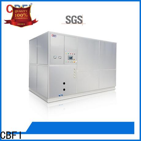 CBFI per plate ice machine free design for summer