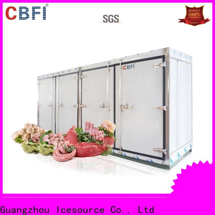 CBFI automatic industrial ice maker for sale for water pretreatment