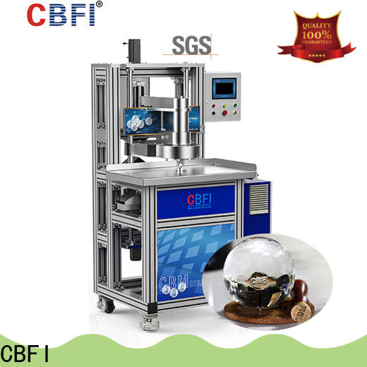 luxury external ice maker machine free quote for ice bar