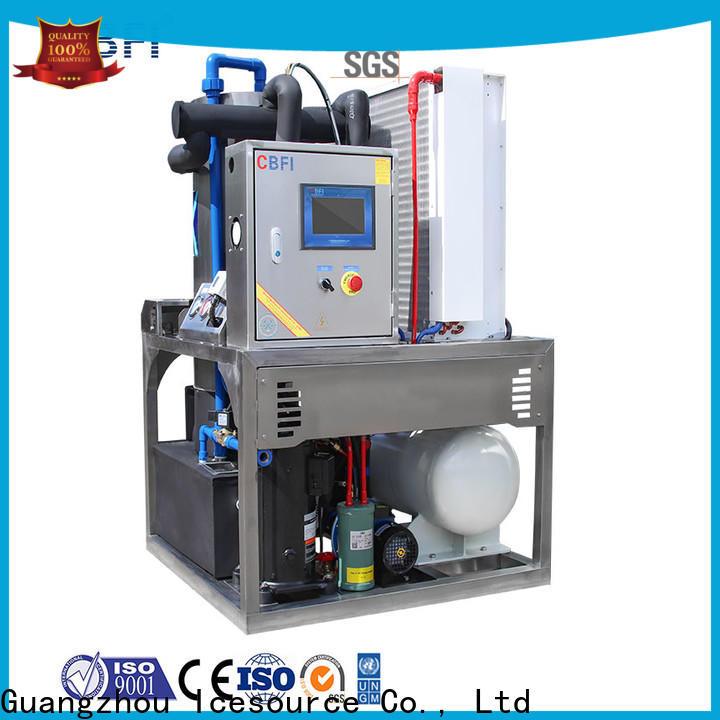 professional ice block machine bulk production for aquatic goods