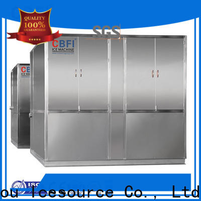 durable plate ice maker market factory price for ice bar
