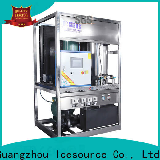 high-quality crushed ice maker bulk production for ice sculpture