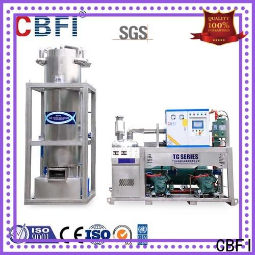 CBFI high-quality ice making machine bulk production for aquatic goods
