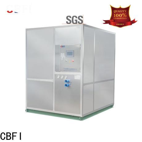 CBFI clear large ice machine bulk production for ball ice making