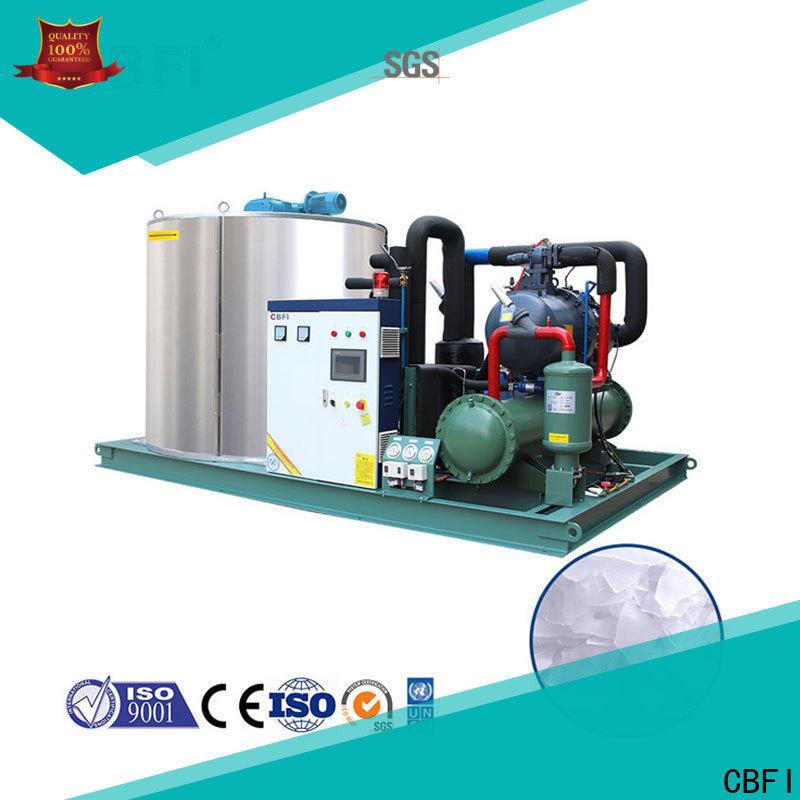 CBFI cbfi ice flaker machine price widely-use for ice making