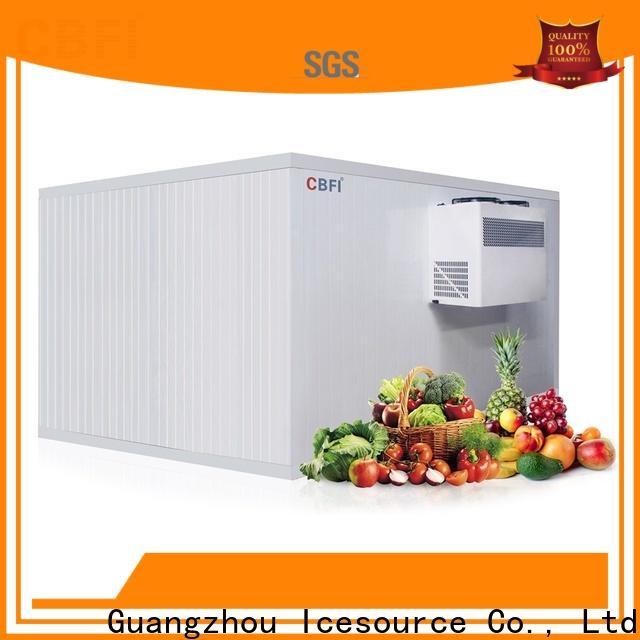 CBFI cbfi twist ice maker factory for fruit storage