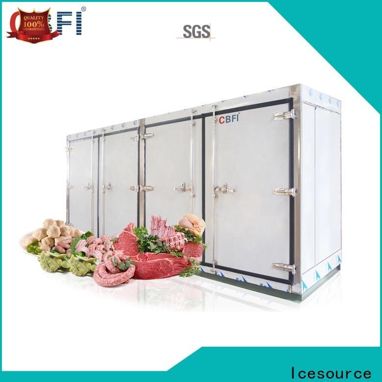 CBFI freezer widely-use