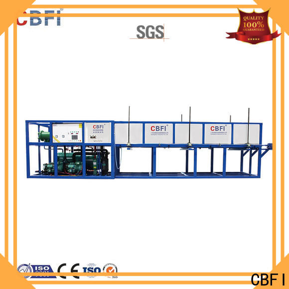 CBFI widely used commercial ice machine reviews customized for freezing
